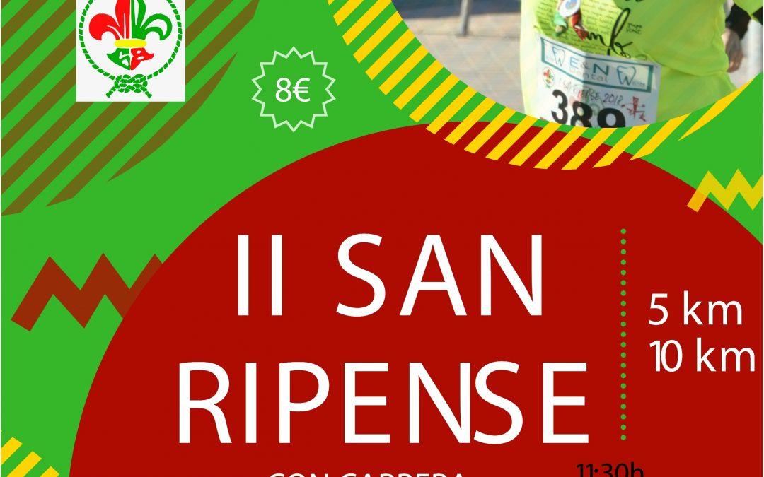 II San Ripense Rivas-Vaciamadrid, Madrid