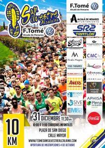 F. Tome San Silvestre Alcalaina 2019, Alcalá de Henares