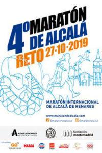 4 Maratón – Relevos y 10Km de Alcalá de Henares, Madrid