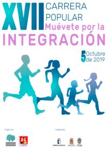 XVII Carrera Popular, muévete por la integración, Guadalajara