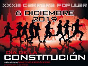 XXXIII Carrera de la Constitución de Torrejón de Ardoz, Madrid