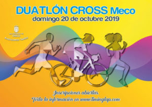 III Duatlón Cross Meco, Madrid
