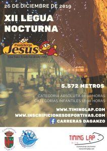 XII Legua Nocturna de Daganzo, Madrid   Productos Jesús