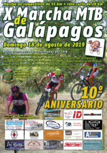 X Marcha MTB Galapagos, Guadalajara