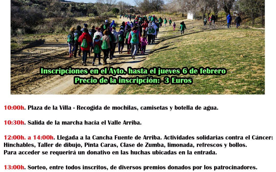 Marcha Solidaria contra el cáncer