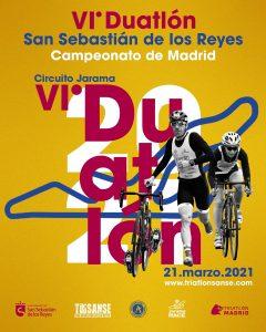 VI Duatlón San Sebastián de los Reyes, Circuito del Jarama, Campeonato de Madrid.