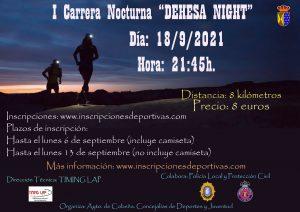 I Dehesa Night Cobeña               Madrid